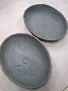 久々の陶芸です!