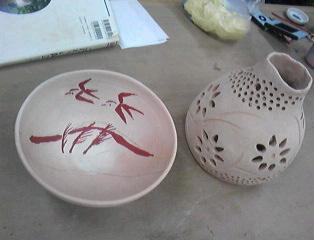久々の陶芸