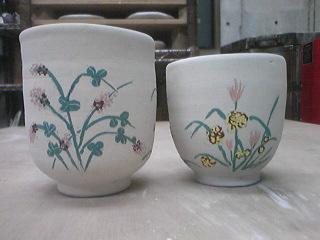 久々に陶芸です