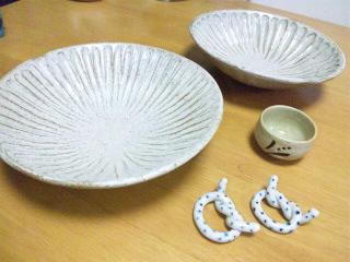 久々に陶芸です!