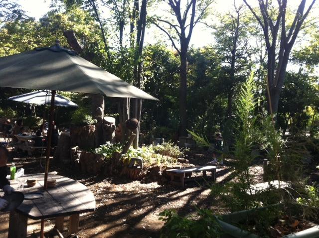 ガーデンランチ